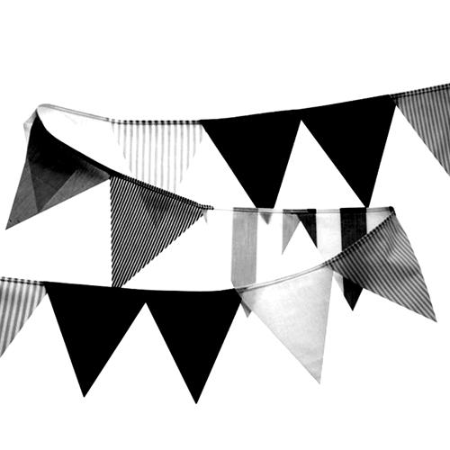 DIY | Wimpelgirlande mal ein bisschen anders