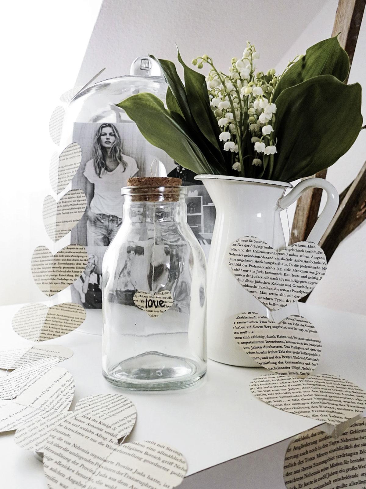 diy eine botschaft in der flasche zum muttertag mxliving. Black Bedroom Furniture Sets. Home Design Ideas