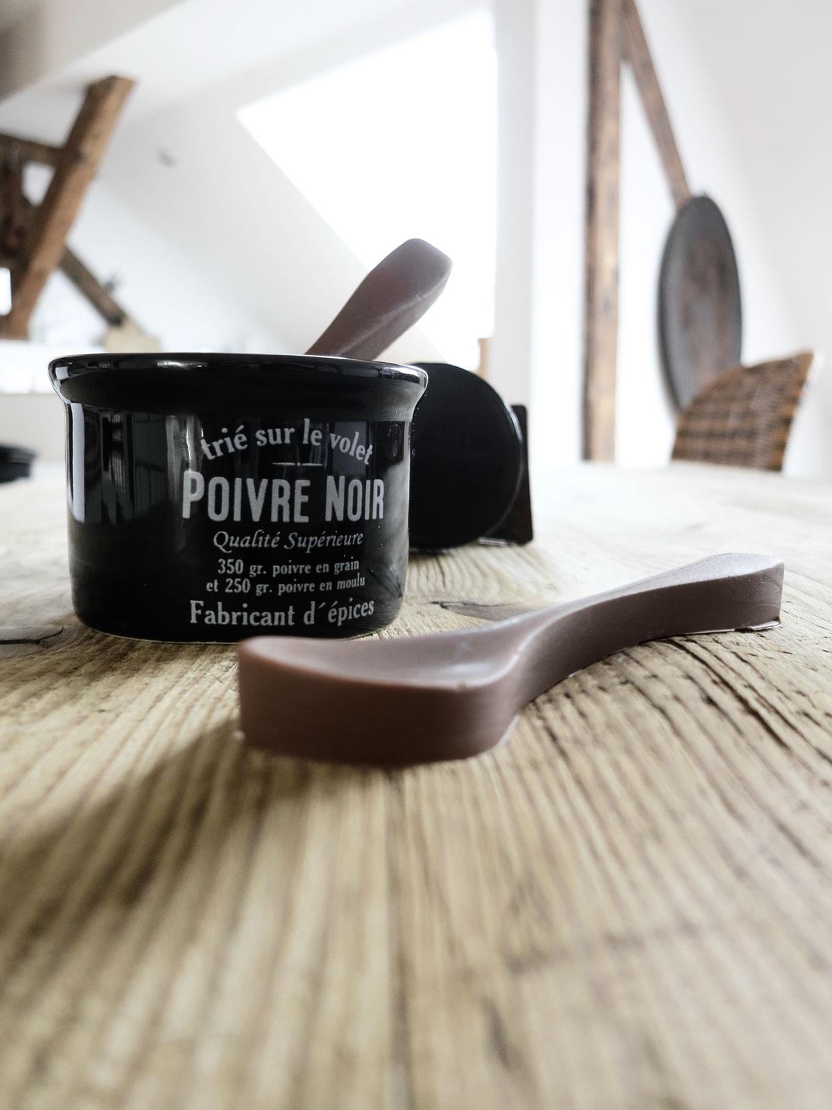 DIY | Schokoladenlöffel