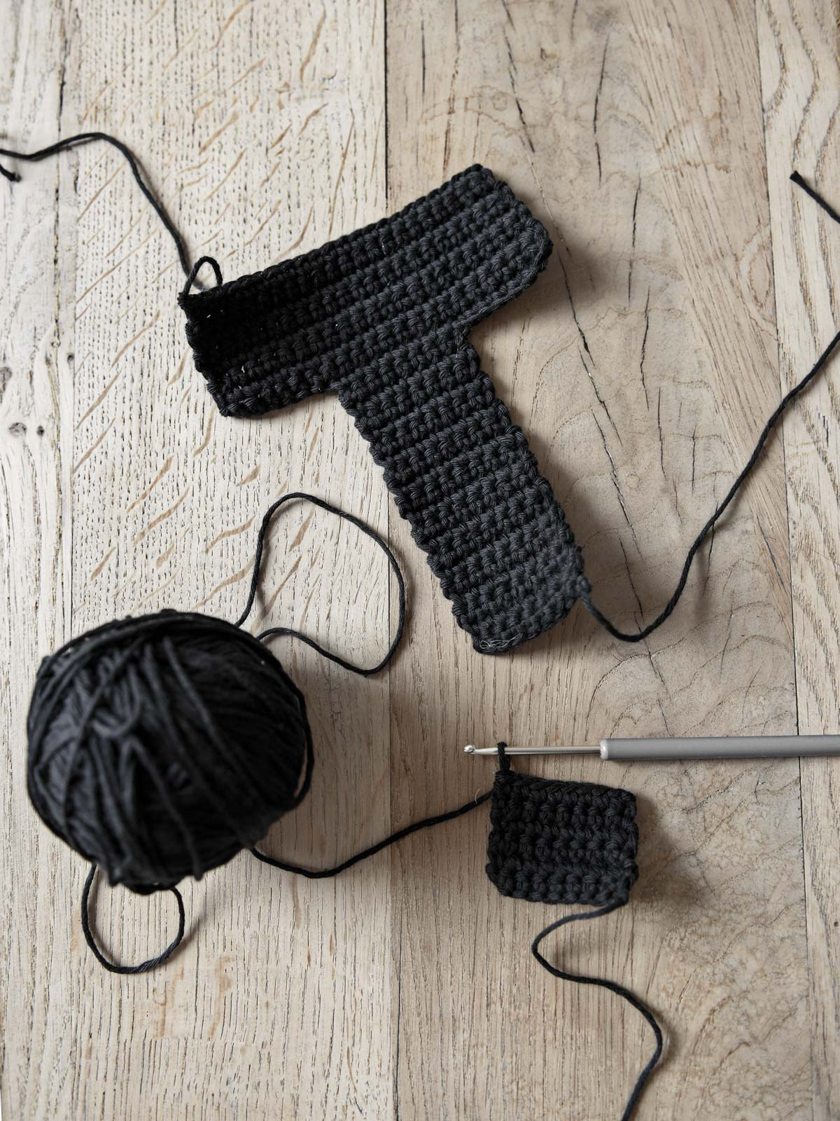 DIY | Buchstaben häkeln - mxliving