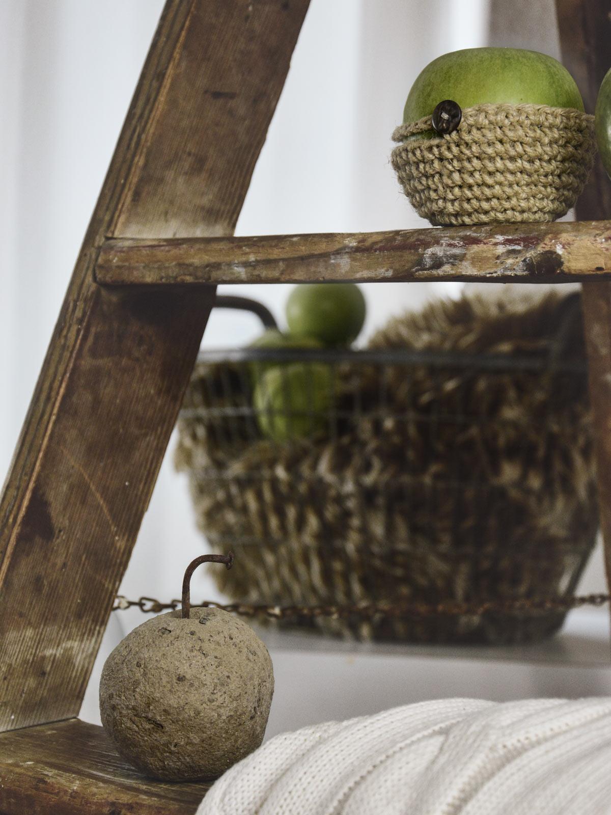 Dekoration es duftet nach apfel mxliving for Apfel dekoration