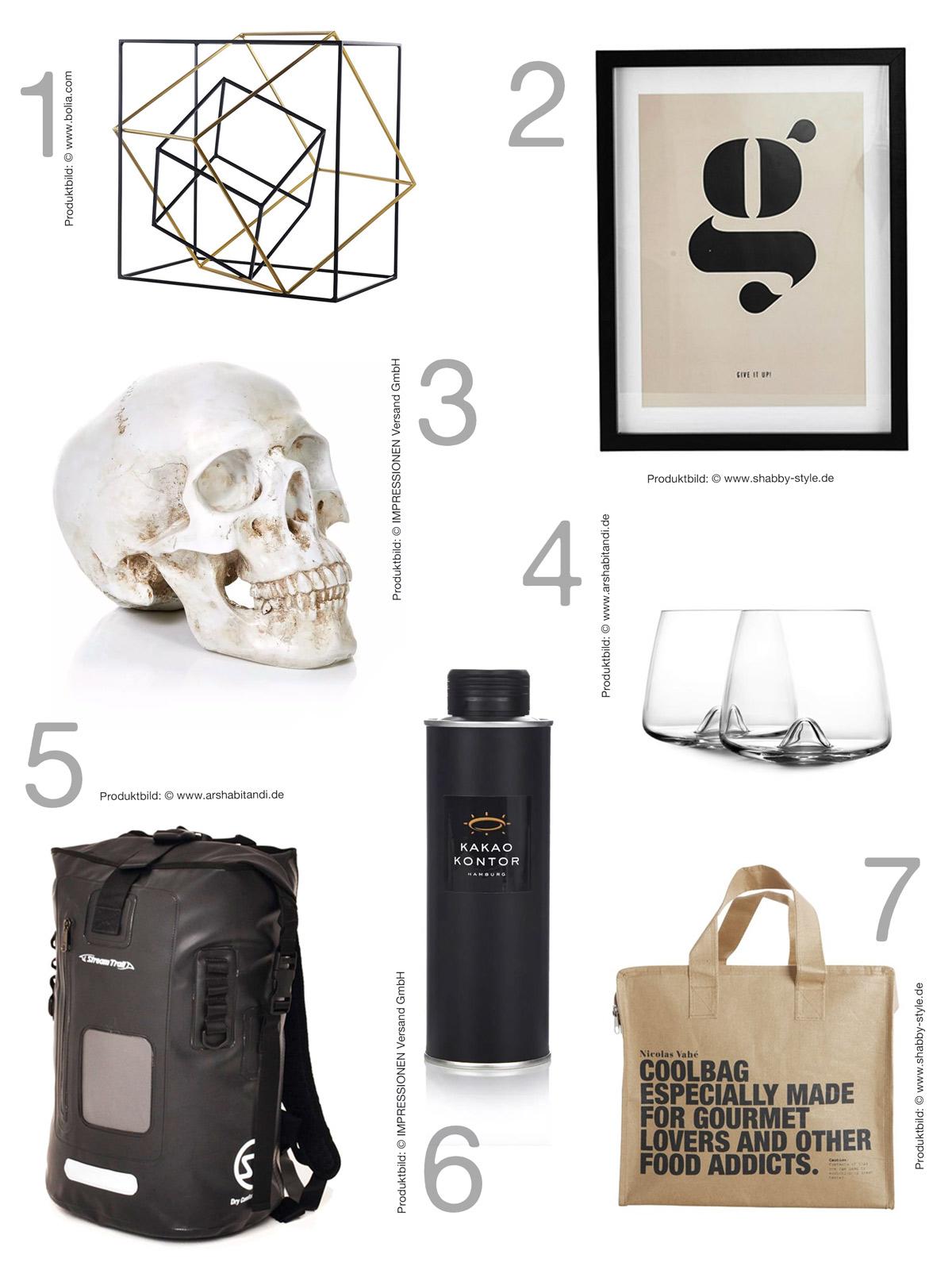 geschenkideen f r m nner weil es jedes jahr wieder. Black Bedroom Furniture Sets. Home Design Ideas