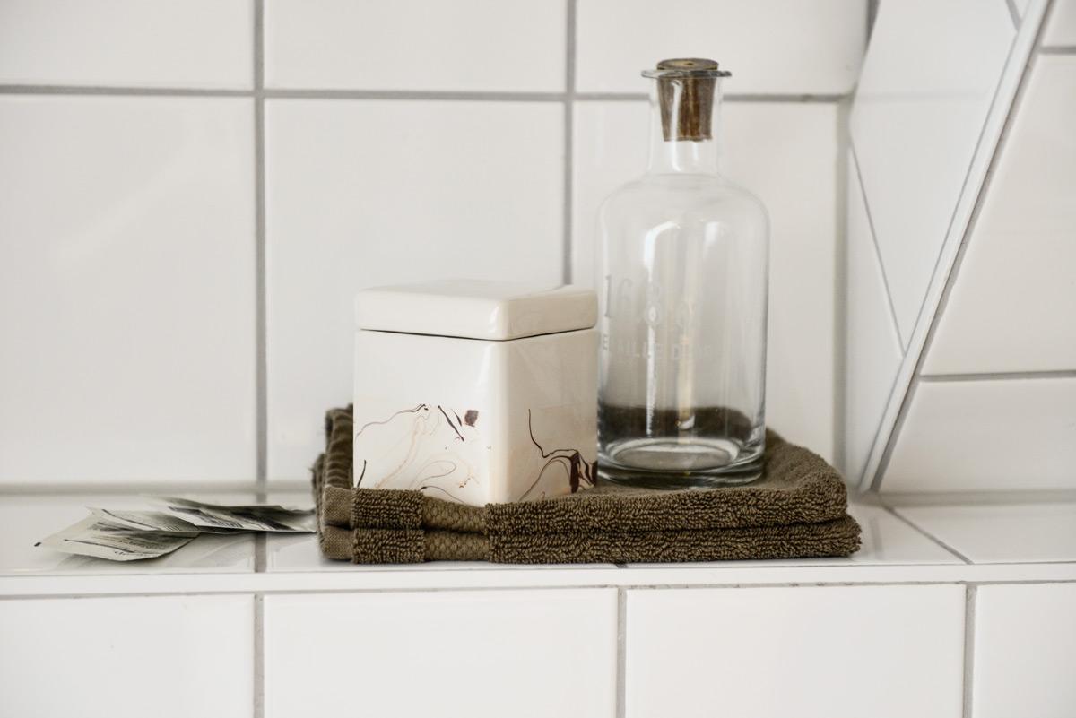 Diy | Feiner Marmor-look Für Das Badezimmer ? Mxliving Diy Badezimmer