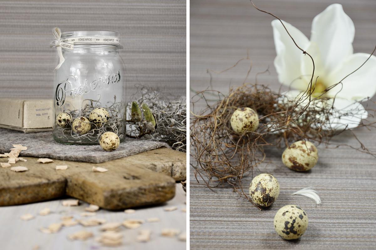 Dekoration die natur f rbt die sch nsten eier mxliving - Eier dekorieren ...