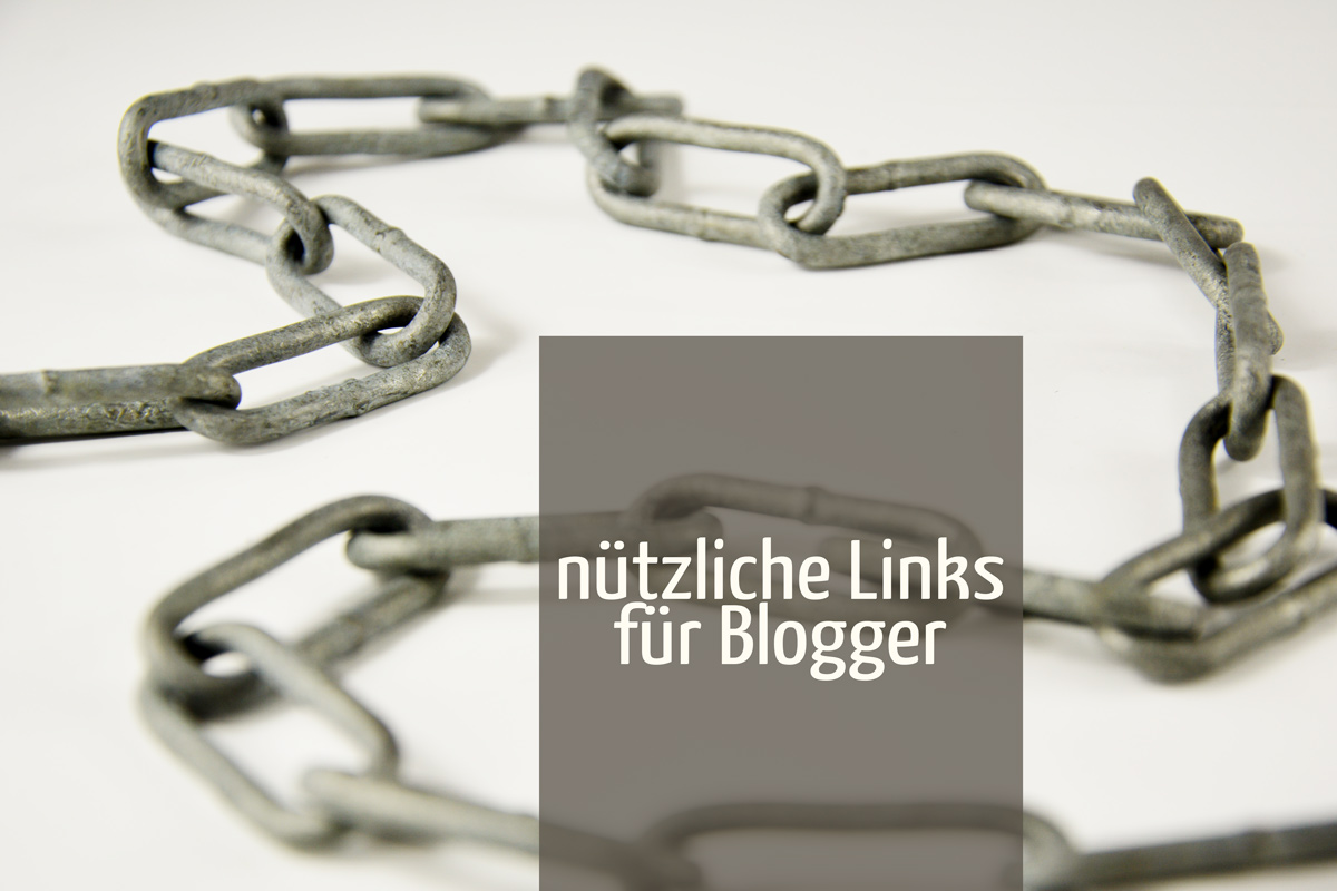 nützliche Links rund um das Bloggen