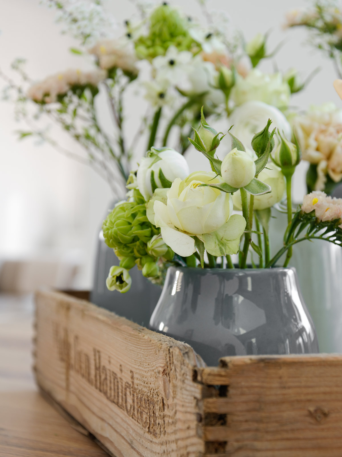 Holundergelee Aus Blüten : dekoration ein meer aus bl ten mxliving ~ Frokenaadalensverden.com Haus und Dekorationen