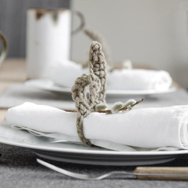 DIY | Serviettenringe mit Hasenohren
