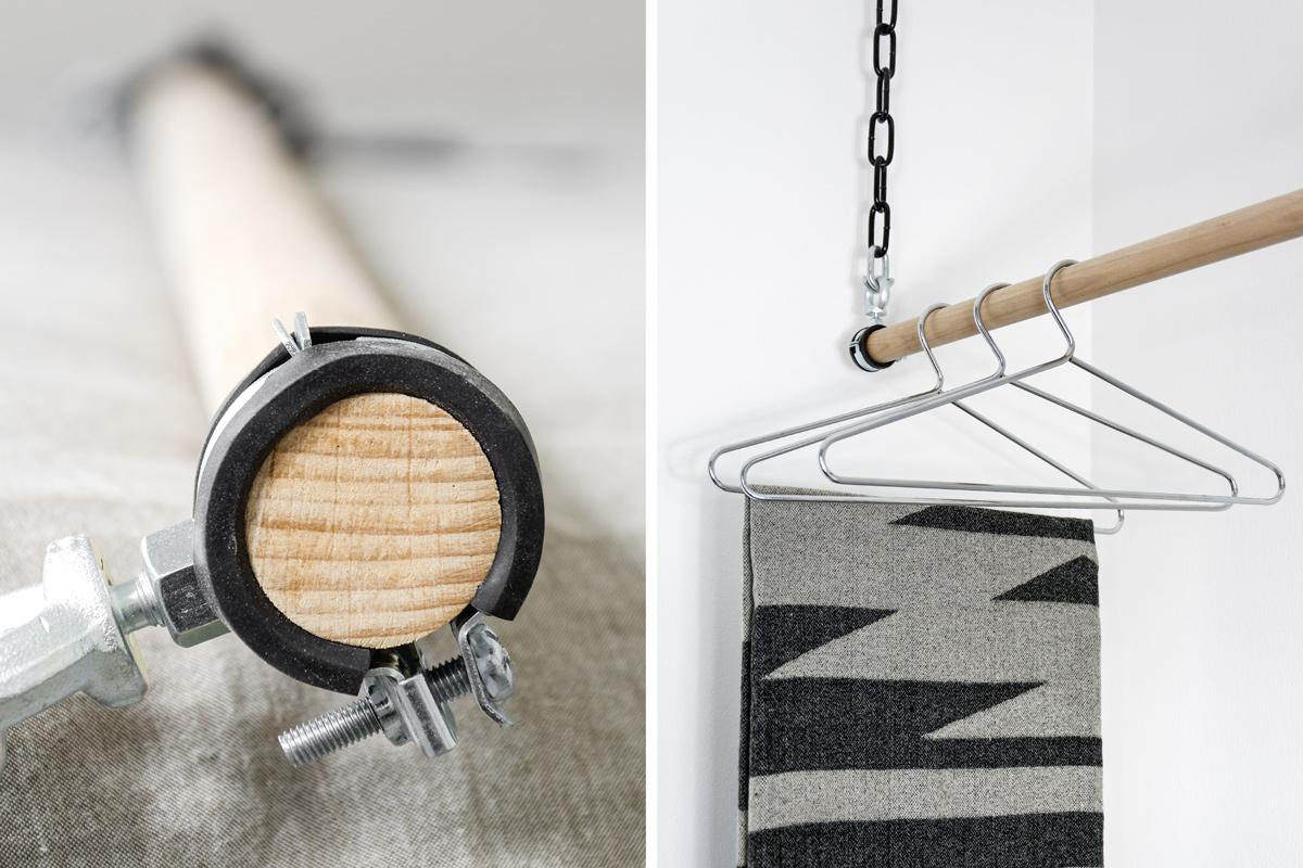 kleiderstange-selber-bauen-aus-holzstab-und-kette