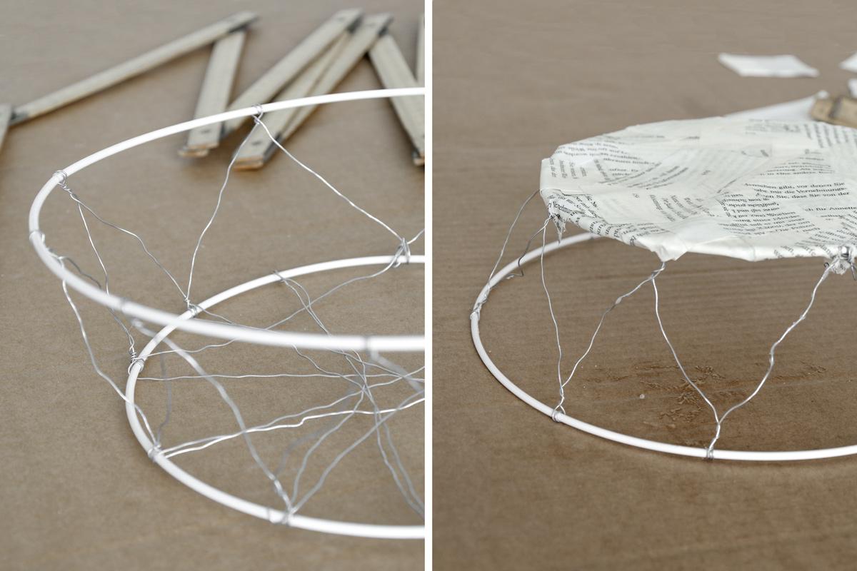 pappmache selber machen swalif. Black Bedroom Furniture Sets. Home Design Ideas