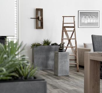 Dekoration | der neue Steingarten im Esszimmer und ein GEWINNSPIEL*
