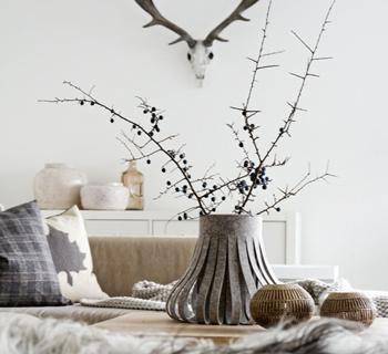 Dekoration | Herbst im Wohnzimmer