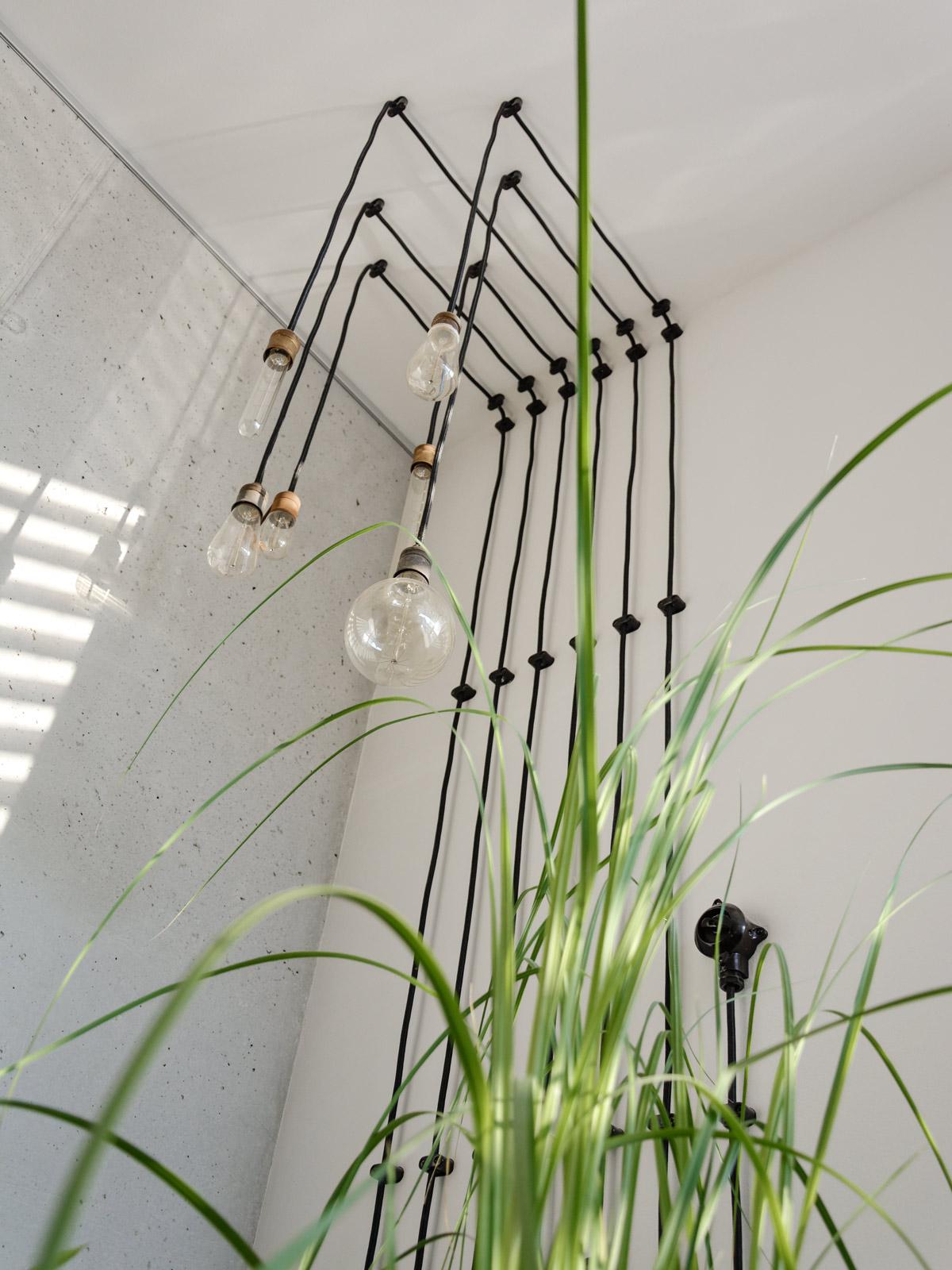 beleuchtung-mit-kohlefadengluehlampen