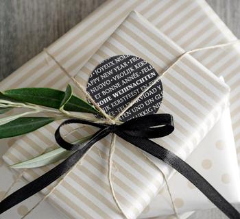 DIY | natürliche Geschenkverpackung und wundervolle Geschenkideen aus dem Netz