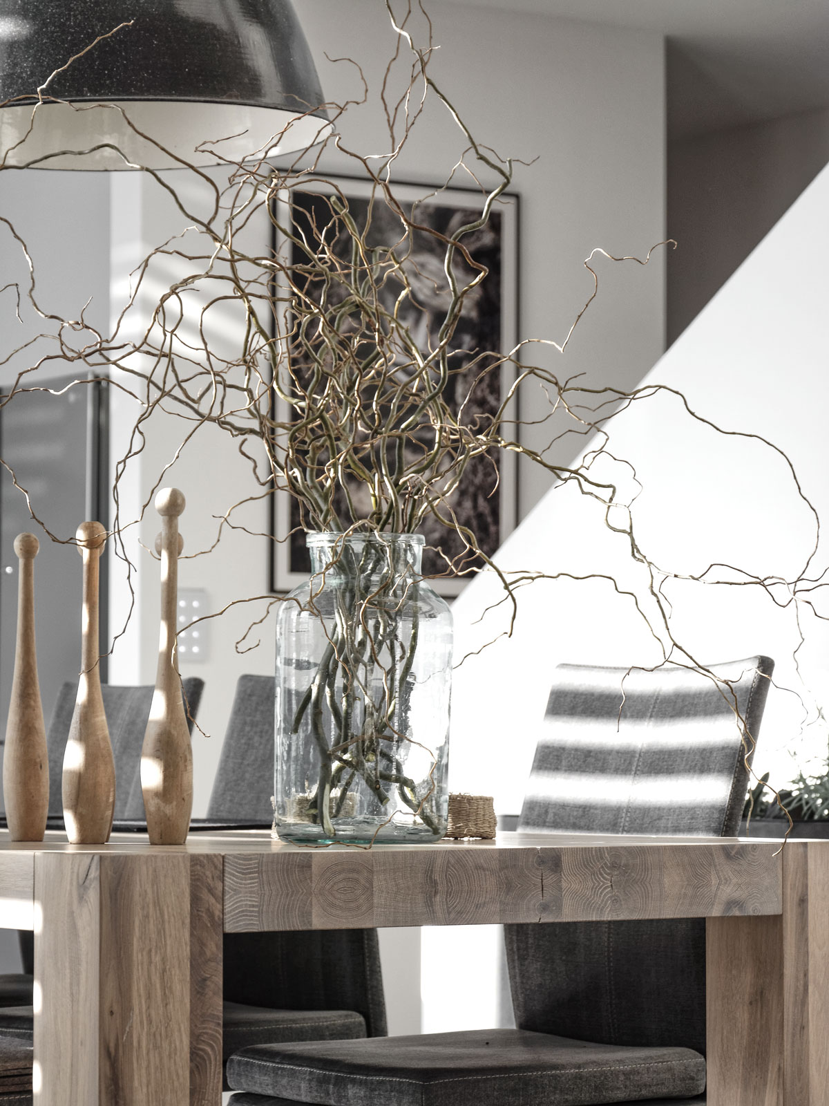 dekoration schnittgut mxliving. Black Bedroom Furniture Sets. Home Design Ideas