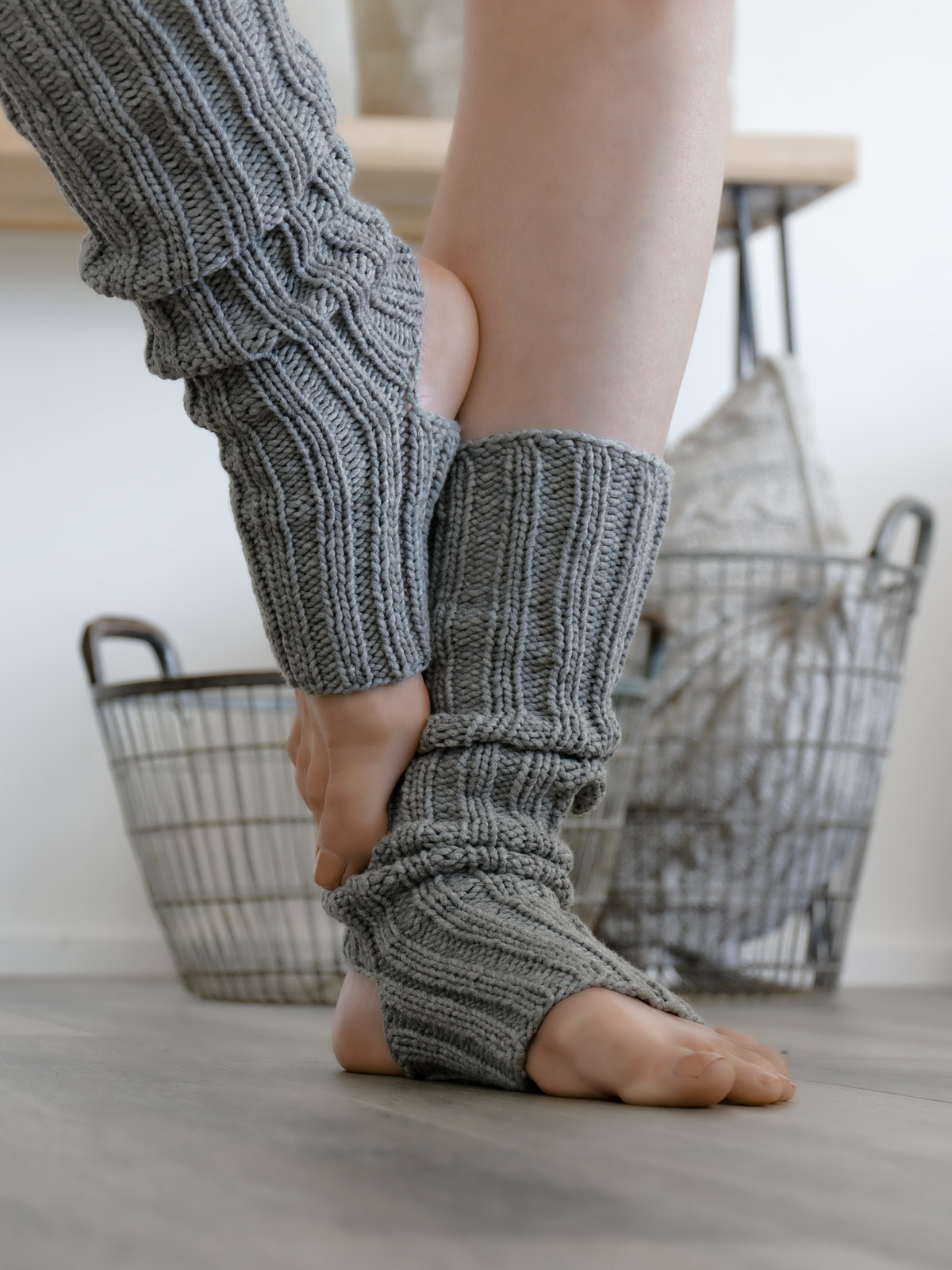 DIY | Yogasocken stricken - mxliving