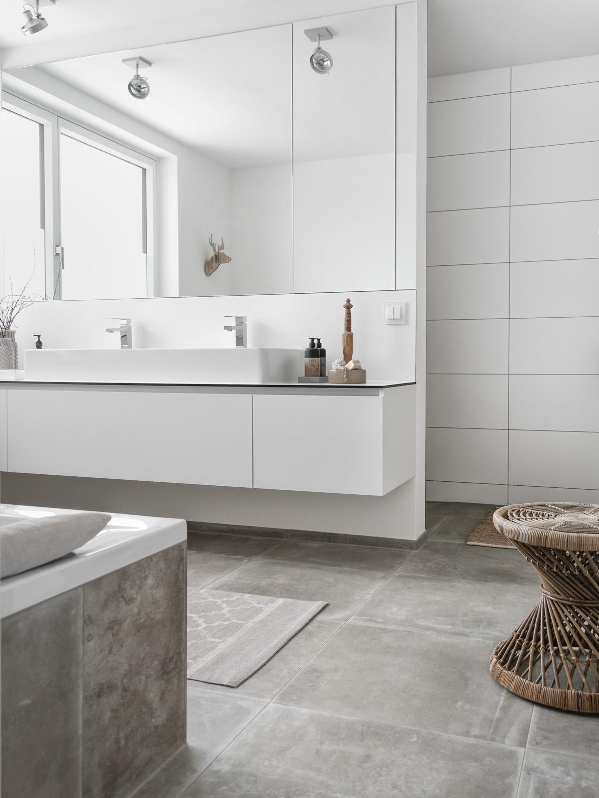 DEKORATION | Tipps für ein aufgeräumtes Badezimmer - mxliving