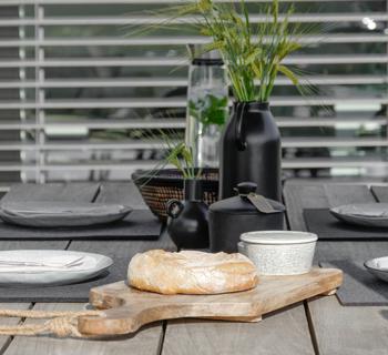 DEKORATION | schöne Tischdekoration für den Grillabend