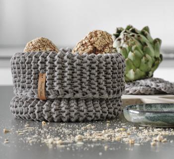 DIY | Utensilo stricken