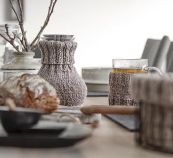 DIY | gemütlicher Winter mit gestrickten Wohnaccessoires